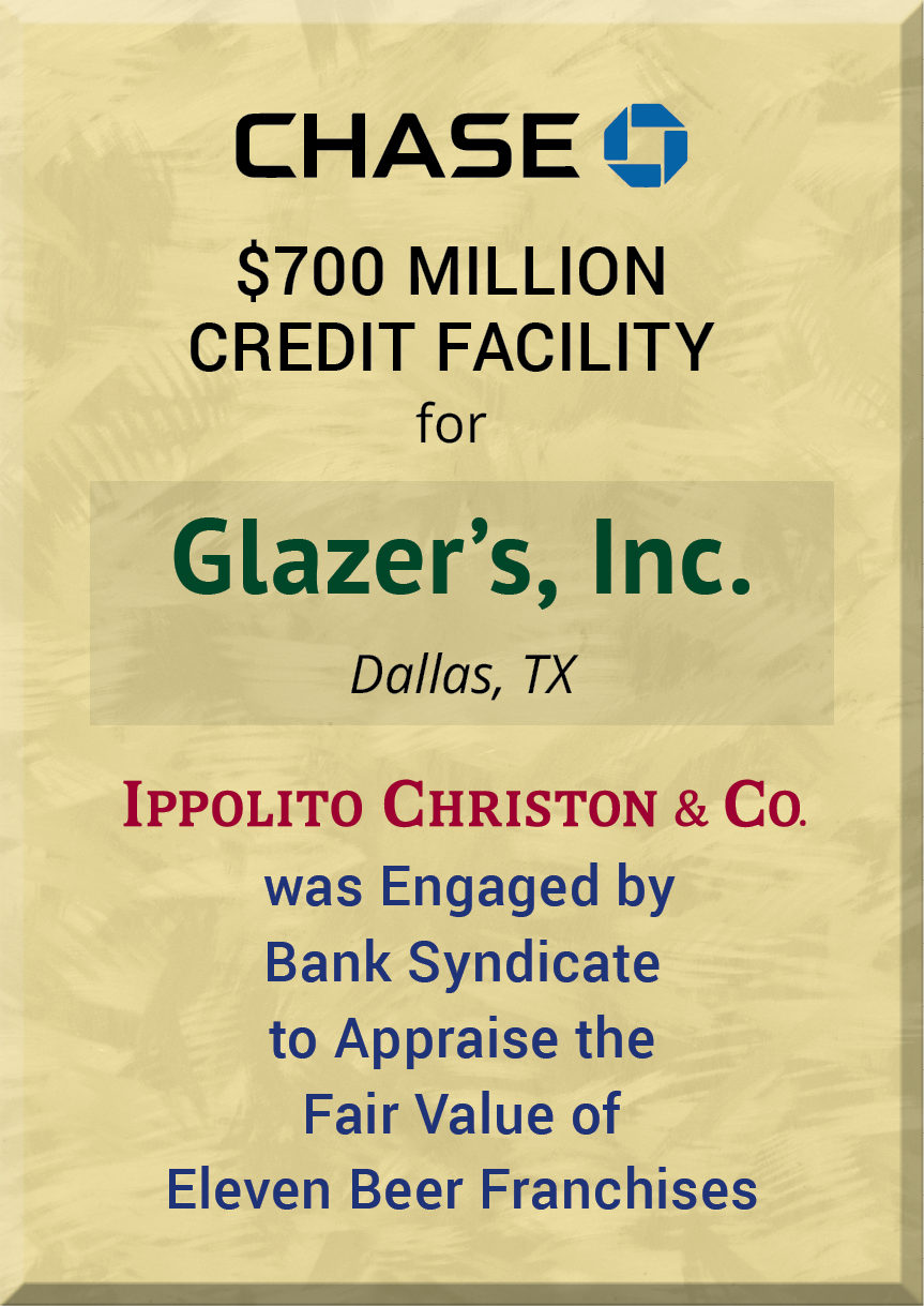 Glazer's, Inc. Financing