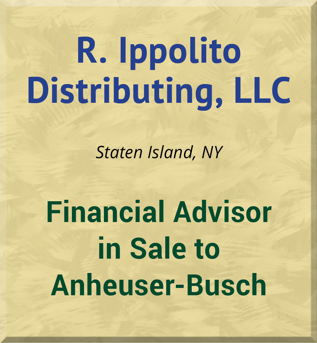 R. Ippolito Distributing, LLC