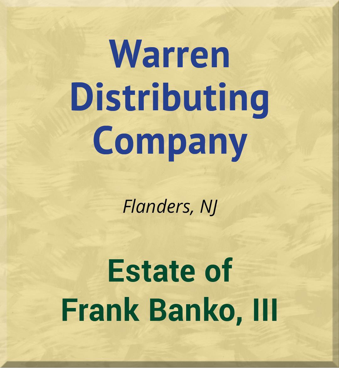 Warren Distributing Company