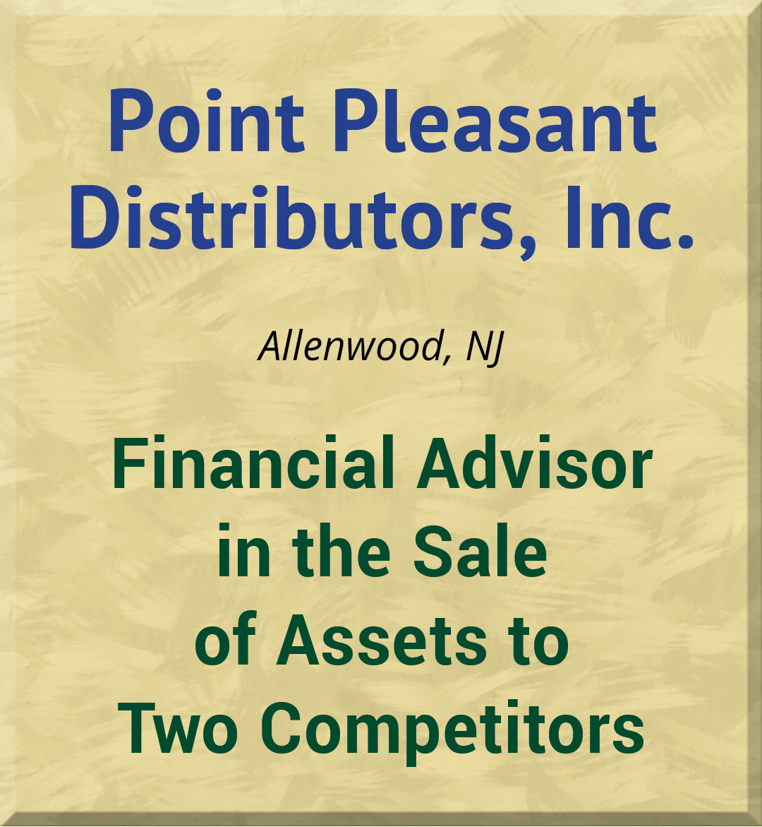 Point Pleasant Distributors, Inc.