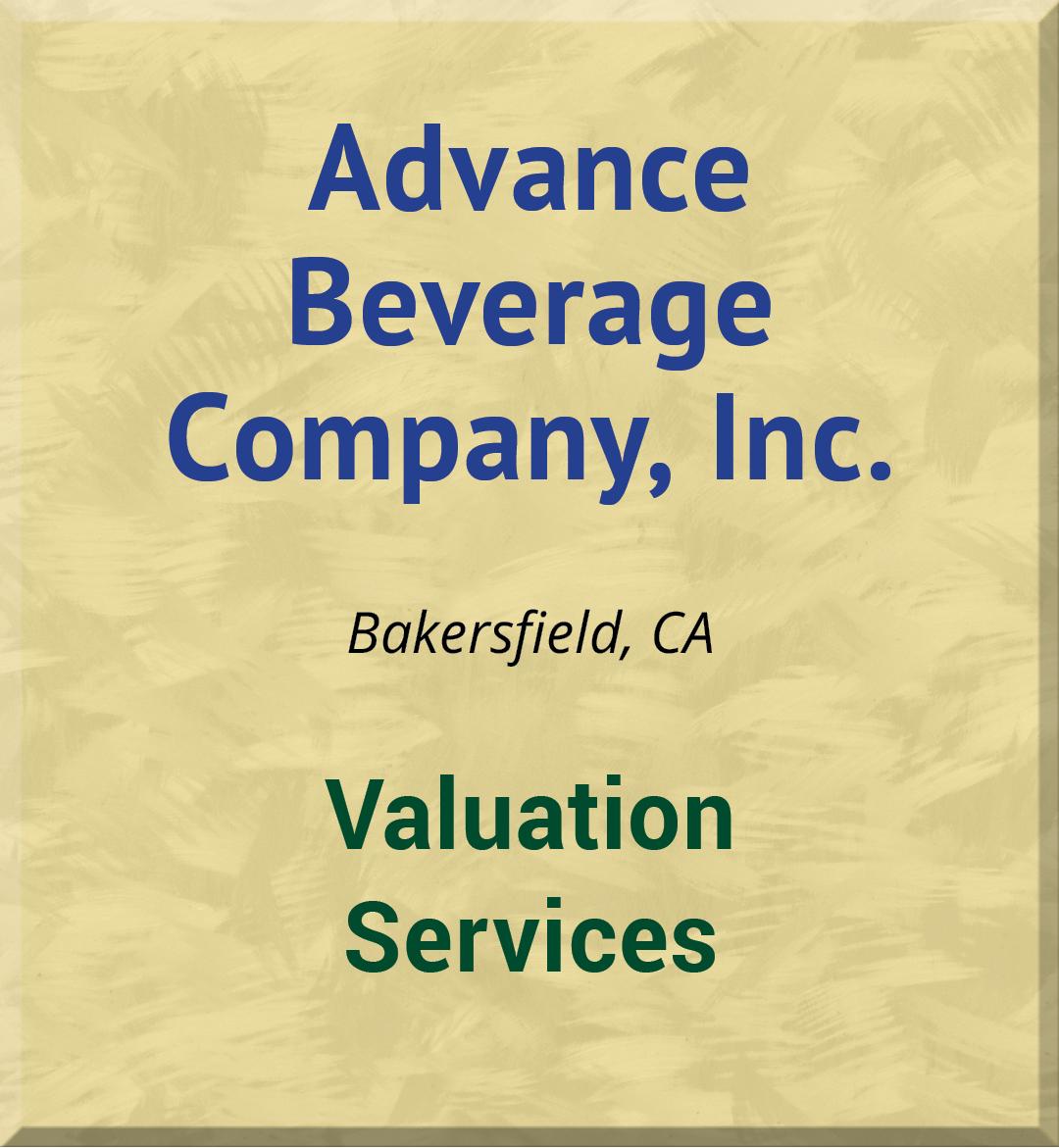 Advance Beverage Company, Inc.