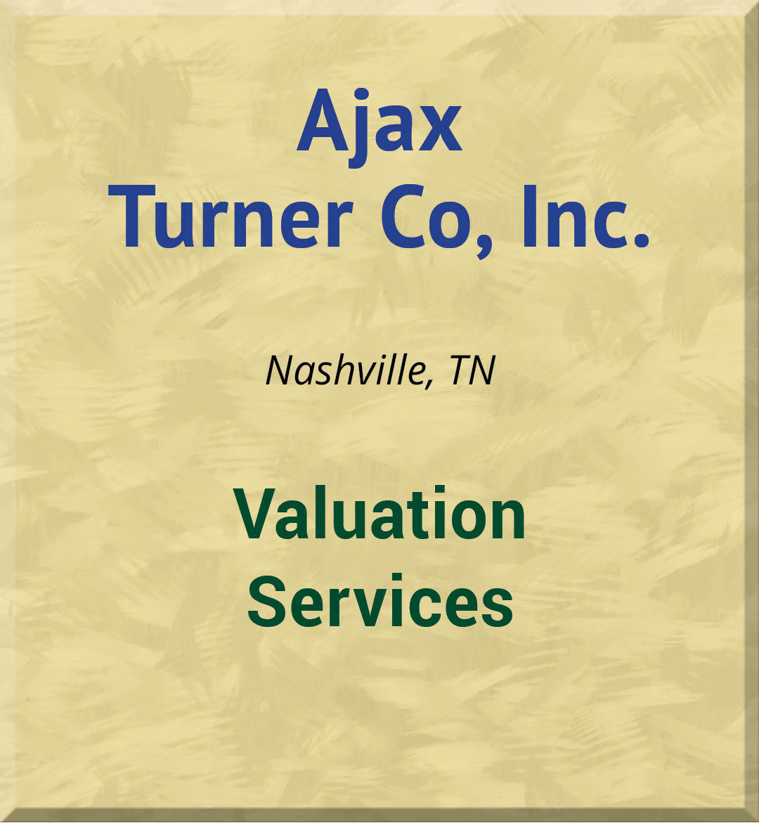 Ajax Turner Co, Inc.