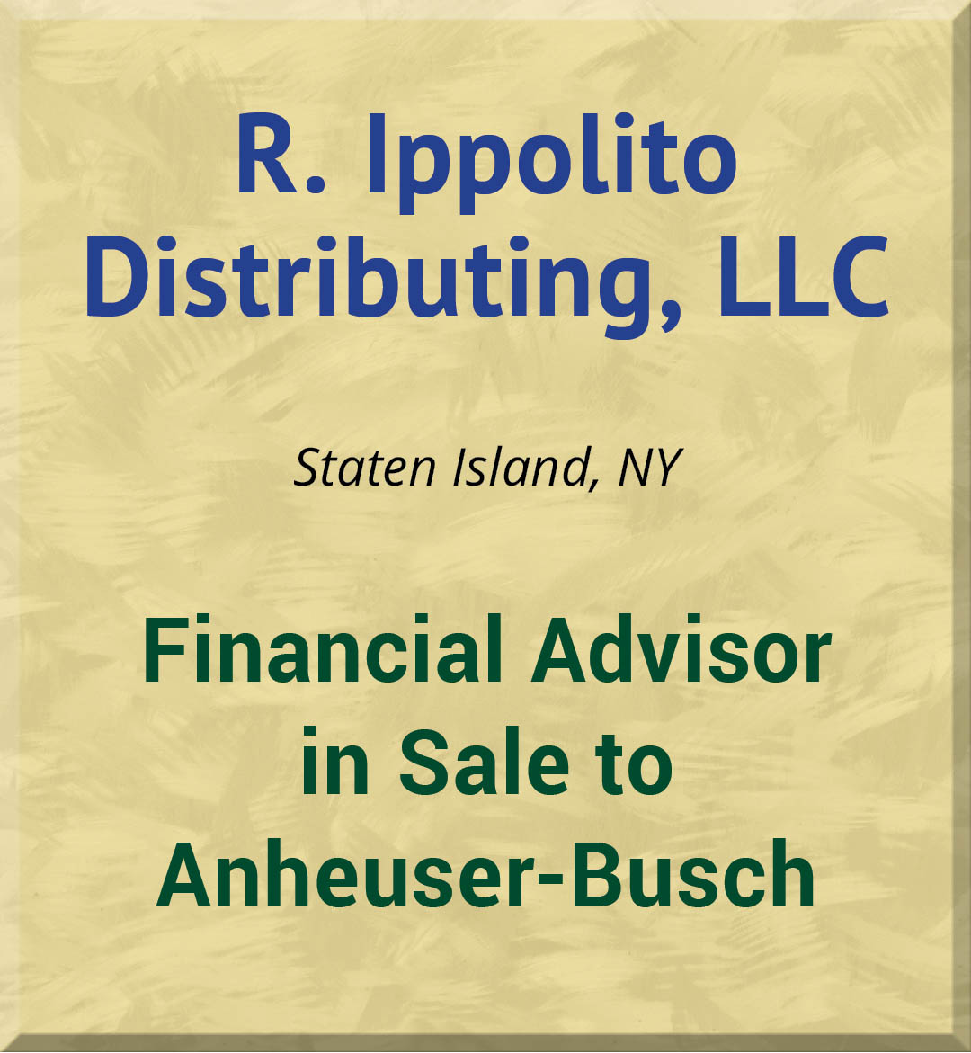 R. Ippolito Distributing, LLC