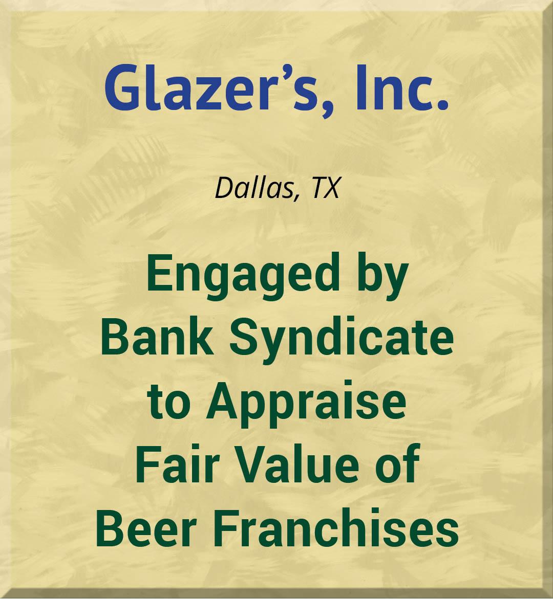 Glazer's, Inc.