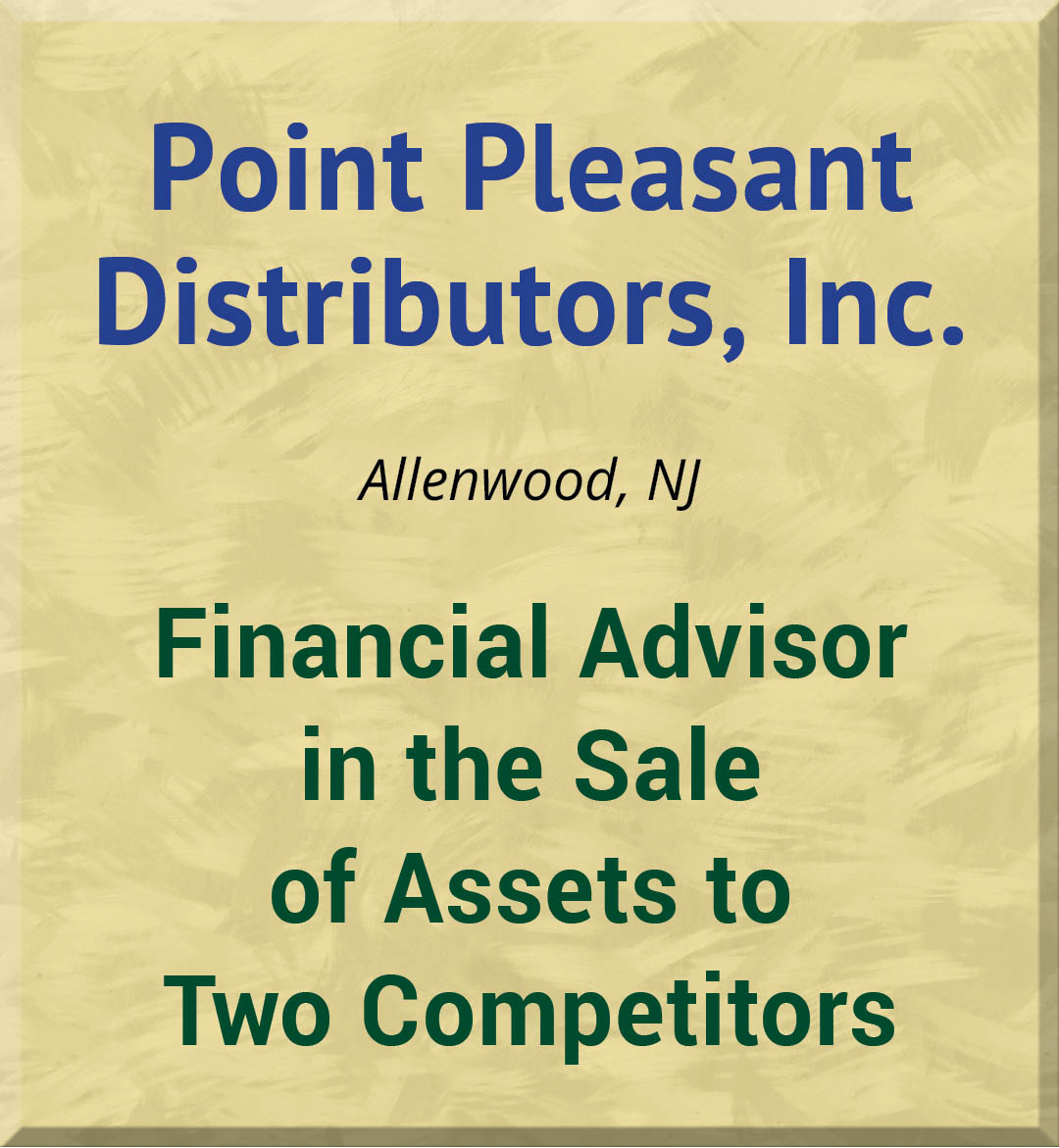 Point Pleasant Distributors, Inc.