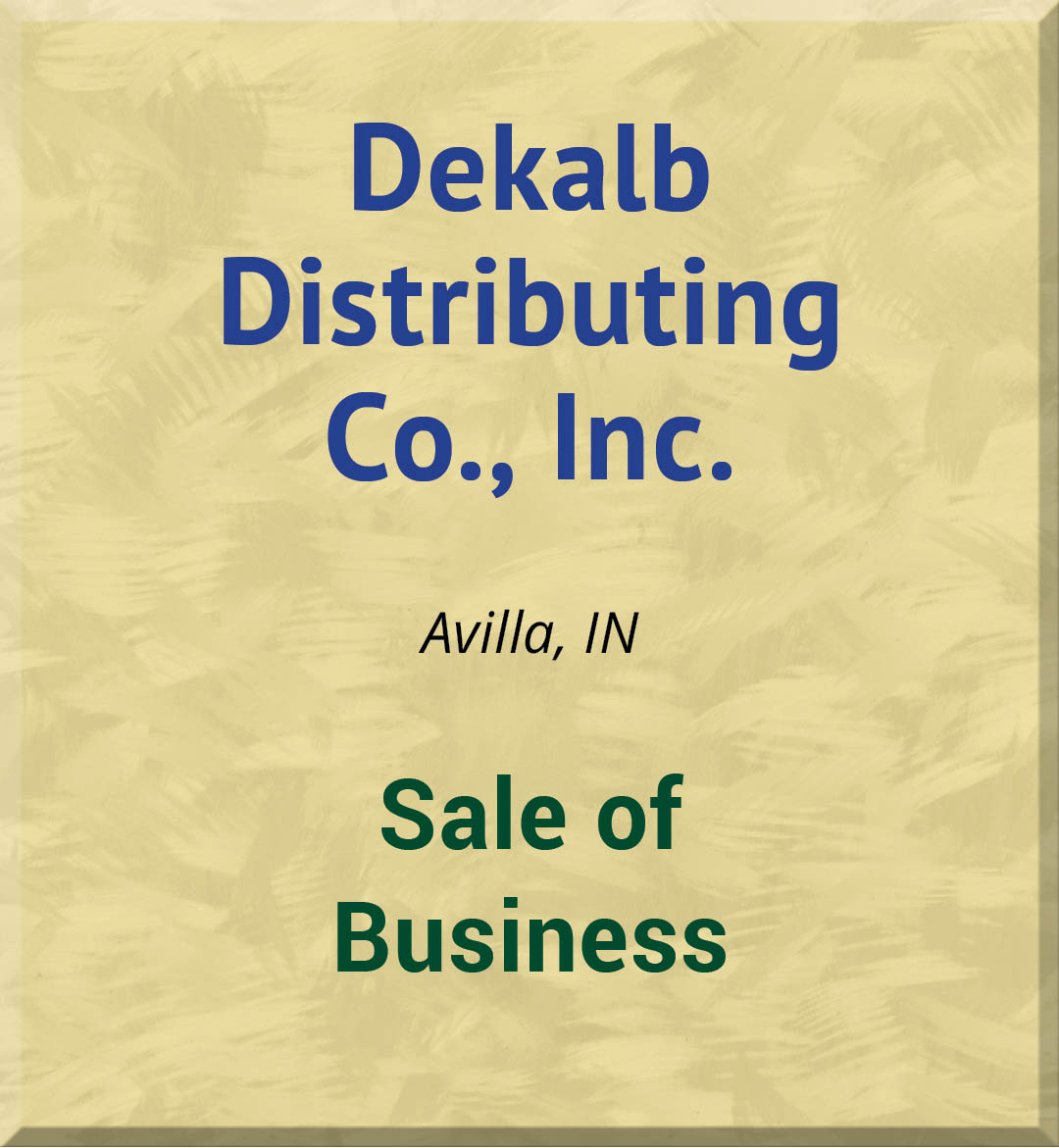 Dekalb Distributing Co., Inc.