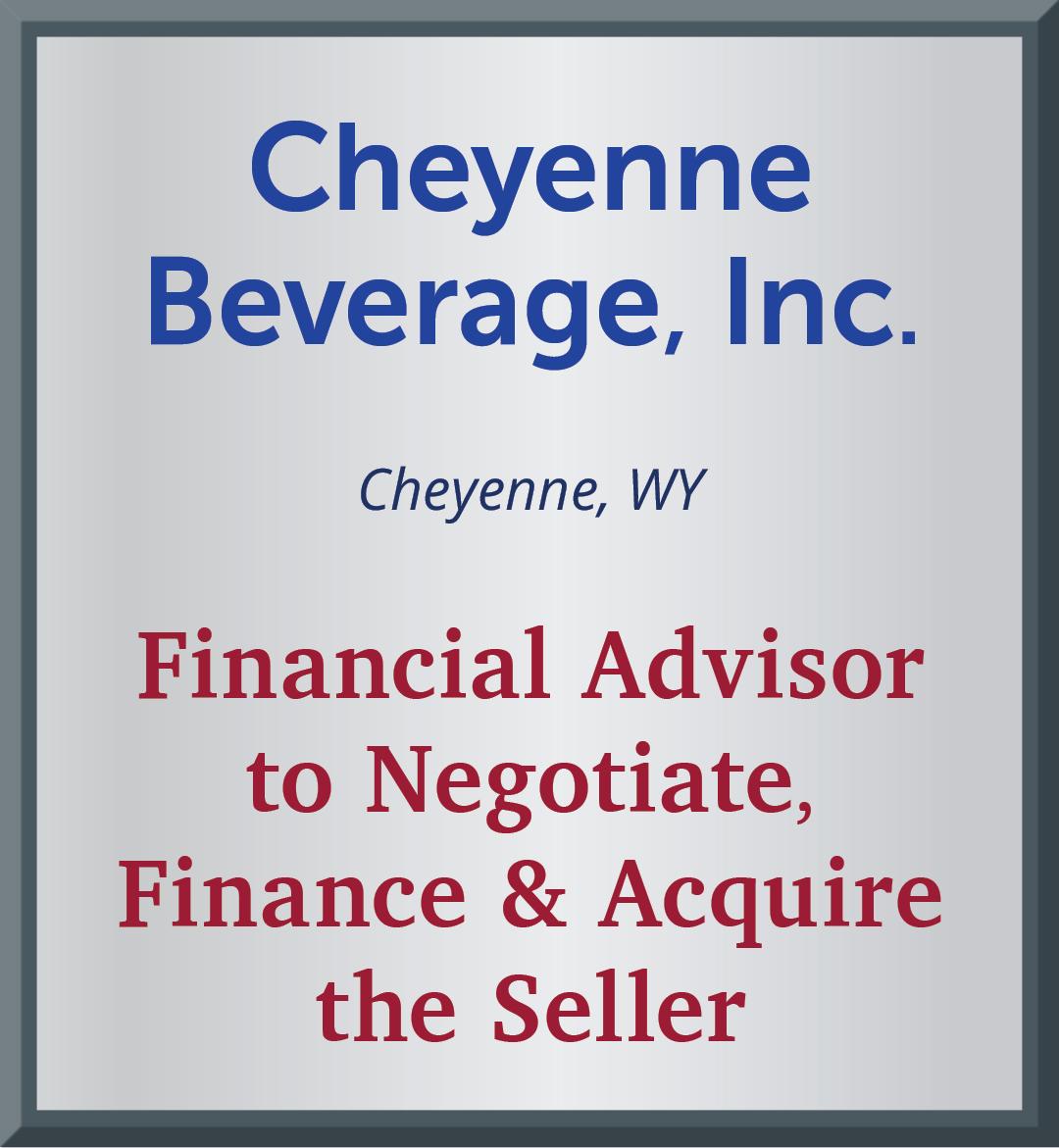 Cheyenne-Bev