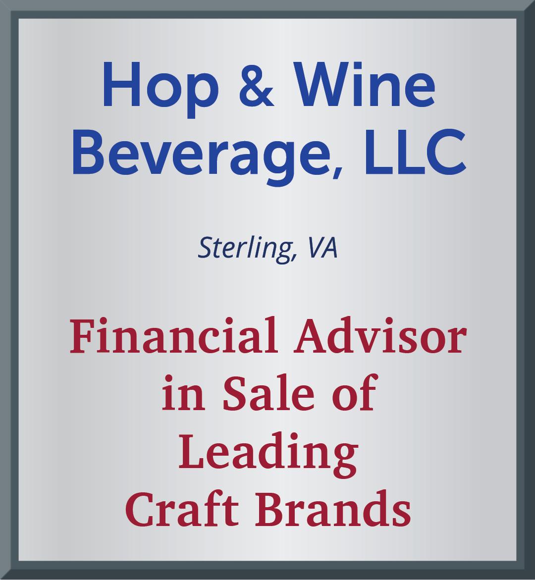Hop-Wine-Beverage