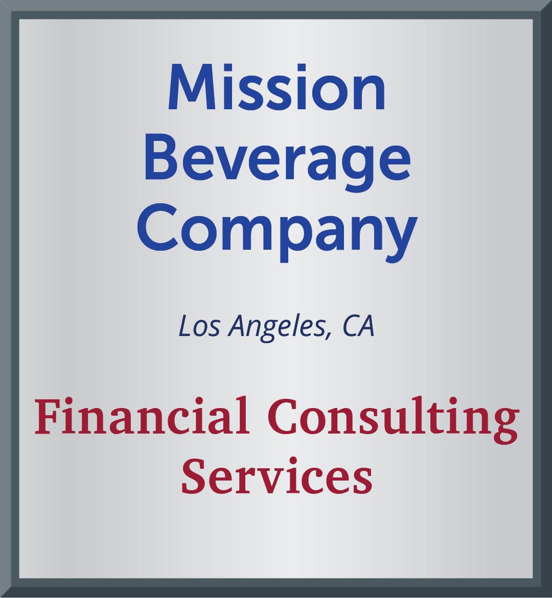 Mission-Beverage